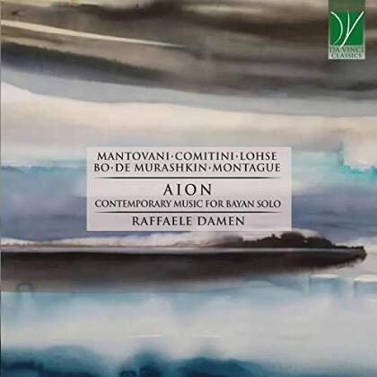 Raffaele Damen - Aion Contemporary Music For Bayan Solo