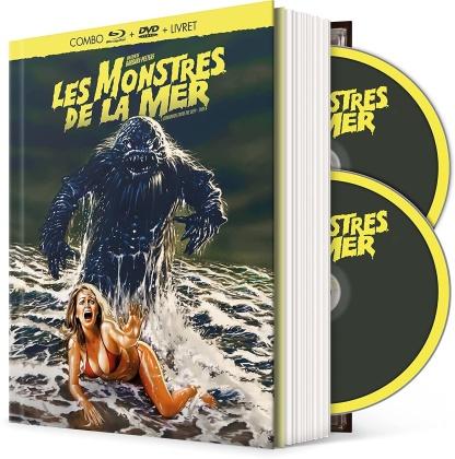 Les monstres de la mer (1980) (Mediabook, Blu-ray + DVD + Libretto)