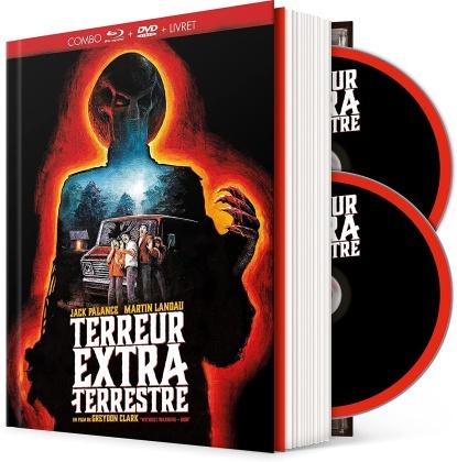 Terreur extra-terrestre (1980) (Mediabook, Blu-ray + DVD + Booklet)