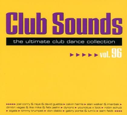 Club Sounds, Vol. 96 (3 CDs)