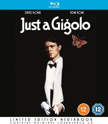 Just A Gigolo (1979) (Mediabook, Blu-ray + CD)