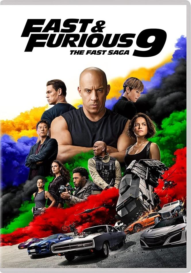 Fast & Furious 9 - The Fast Saga (2021)