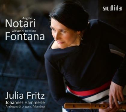 Angelo Notari, Giovanni Battista Fontana (1571-1630), Julia Fritz, Reinhild Waldek & Johannes Hämmerle - Early Baroque Music