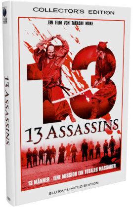 13 Assassins (2010) (Grosse Hartbox, Collector's Edition, Edizione Limitata)