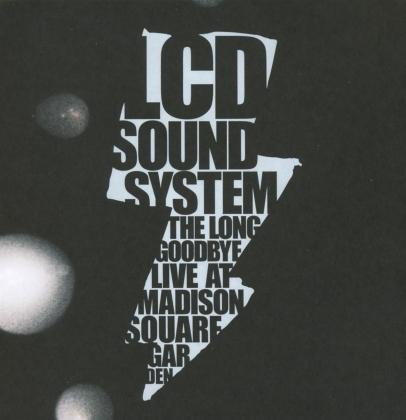 LCD Soundsystem - The Long Goodbye (LCD Soundsystem Live At Madison Square Garden) (3 CDs)