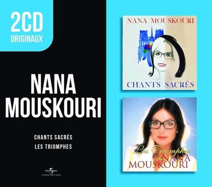 Nana Mouskouri - Chants Sacrés / Les Triomphes