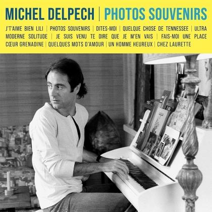 Michel Delpech - Photos Souvenirs