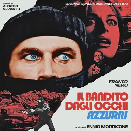 Ennio Morricone (1928-2020) - Il Bandito Dagli Occhi Azzurri - OST (LP)