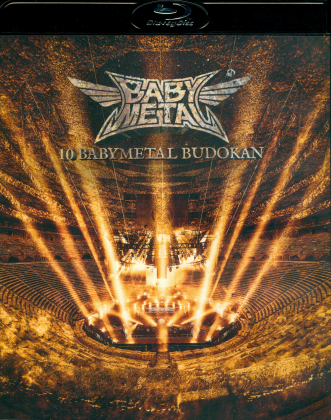 Babymetal - 10 Babymetal Budokan (Regular Edition)