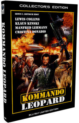 Kommando Leopard (1985) (Grosse Hartbox, Collector's Edition, Limited Edition)