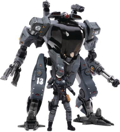Dark Source Trading - Joy Toy North Snark Commando Mech 1/18 Fig (Net)