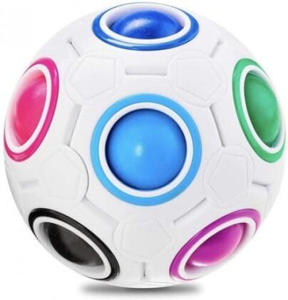 Figet Push Pop It Bubble Puzzle Ball white