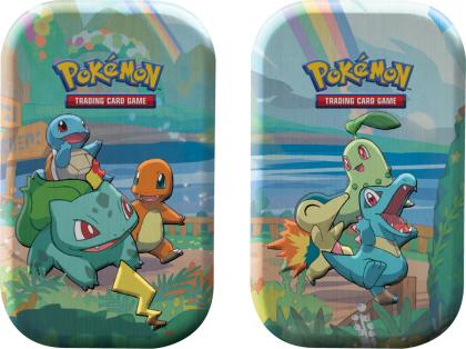 Pokémon 25th Anniversary Mini Tin (deutsch) (Sammelkartenspiel) - 1 Stück