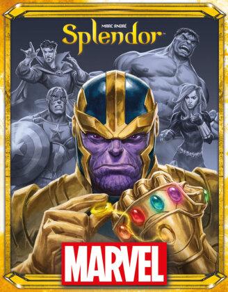 Splendor Marvel (Spiel)