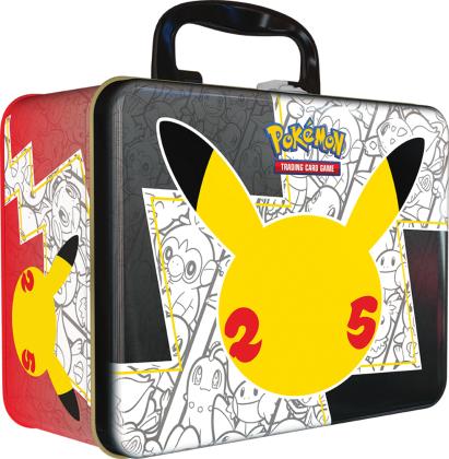 Pokémon 25th Anniversary Celebrations Colle Chest (deutsch) (Sammelkartenspiel)