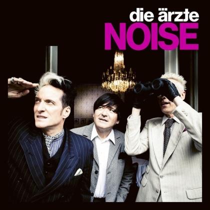 "Die Ärzte - NOISE (Limited Edition, 7"" Single + Digital Copy)"