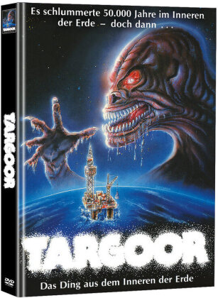 Targoor (1981) (Cover A, Super Spooky Stories, Limited Edition, Mediabook, 2 DVDs)