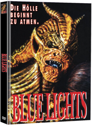 Blue Lights (1988) (Super Spooky Stories, Cover A, Limited Edition, Mediabook, 2 DVDs)