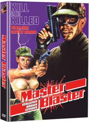 Master Blaster - Verlierer müssen sterben - Mediabook (1987) (Super Spooky Stories, Cover A, Limited Edition, Mediabook, 2 DVDs)