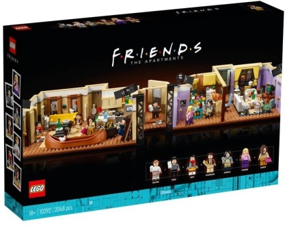 LEGO Creator 10292 - Apartments from Friends