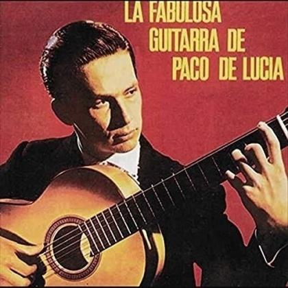 Paco De Lucia - La Fabulosa Guitarra (LP)
