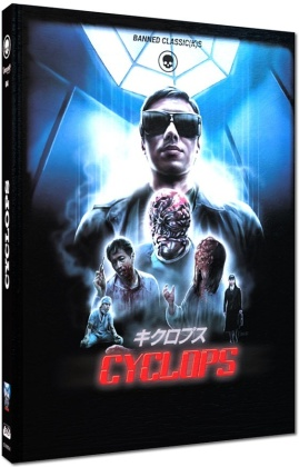Cyclops (1987) (Cover A, Banned Classic(k)s, Limited Edition, Mediabook, Uncut, Blu-ray + DVD)