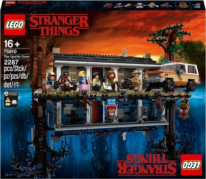 LEGO 75810 - Stranger Things: Die andere Seite