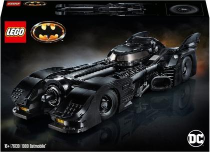 LEGO DC Super Heroes 76139 - 1989 Batmobile