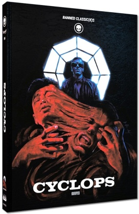 Cyclops (1987) (Cover B, Banned Classic(k)s, Limited Edition, Mediabook, Uncut, Blu-ray + DVD)
