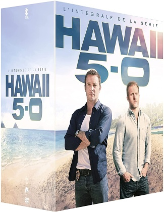 Hawaii 5-O - Saisons 1-10 (59 DVDs)