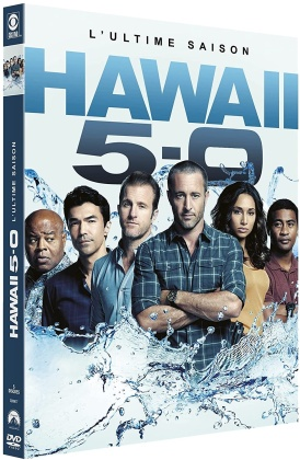 Hawaii 5-O - Saison 10 (2010) (5 DVDs)