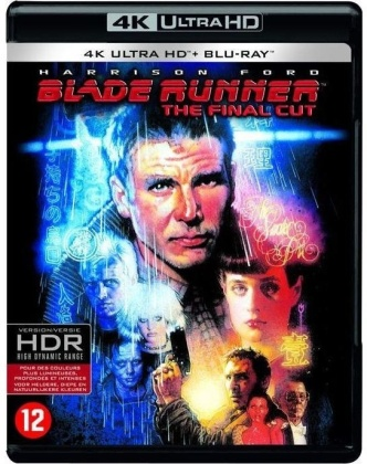 Blade Runner (1982) (4K Ultra HD + Blu-ray)