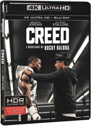 Creed - L'héritage de Rocky Balboa (2015) (4K Ultra HD + Blu-ray)