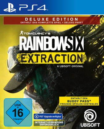 Tom Clancy's Rainbow Six - Extraction (German Deluxe Edition)