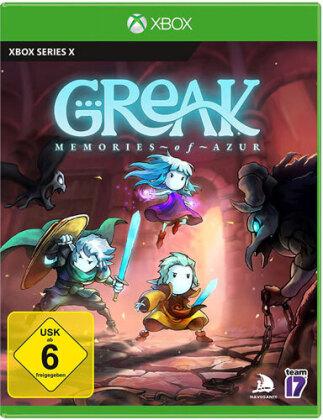 Greak - Memories of Azur