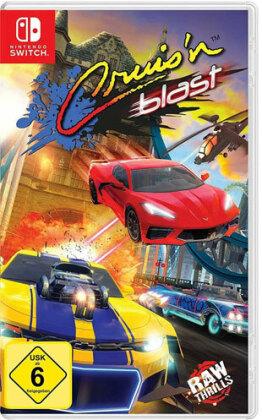 Cruis'n Blast (German Edition)