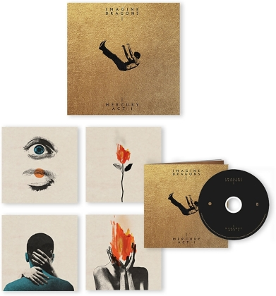 Imagine Dragons - Mercury - Act 1 (Deluxe Edition, Limited Edition)