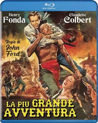 La più grande avventura (1939)