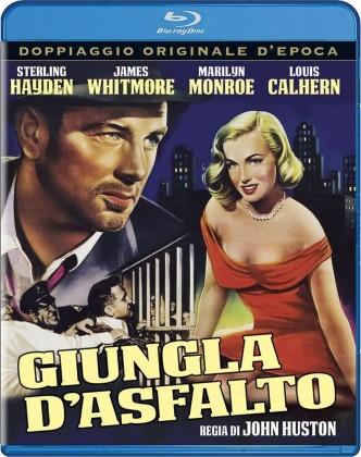 Giungla d'asfalto (1951) (Doppiaggio Originale D'epoca, s/w)