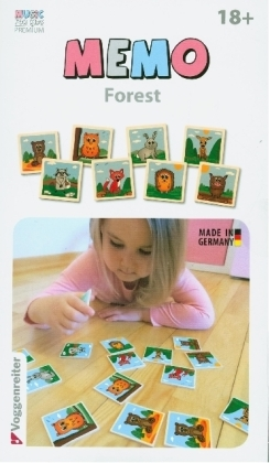 """Memo """"Forest"""""""