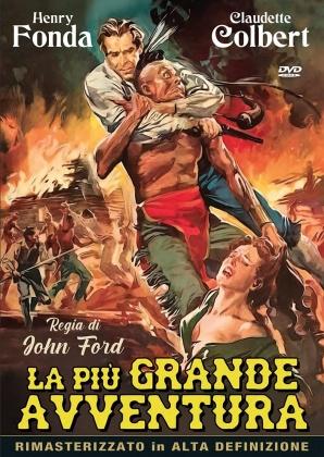 La più grande avventura (1939) (HD-Remastered, Neuauflage)