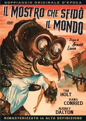 Il mostro che sfidò il mondo (1957) (Doppiaggio Originale D'epoca, HD-Remastered, n/b, Riedizione)