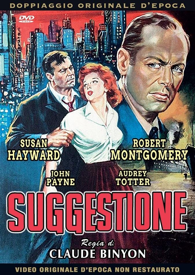 Suggestione (1948) (Rare Movies Collection, Doppiaggio Originale D'epoca, s/w)