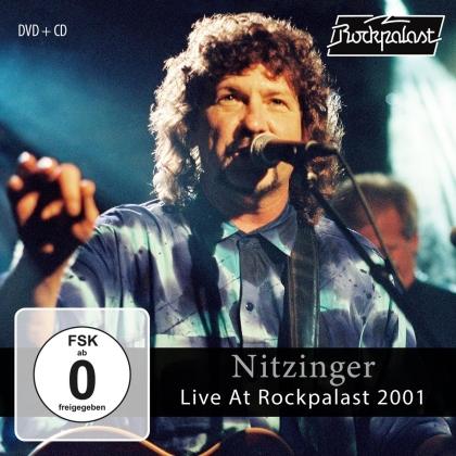 Nitzinger - Live At Rockpalast 2001 (CD + DVD)