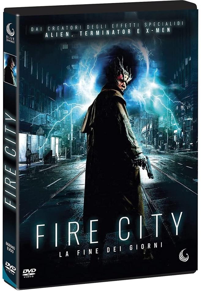 Fire City - La fine dei giorni (2015)