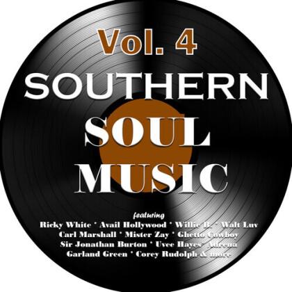 Southern Soul Music Volume 4