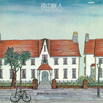 Masataka Matsutoya - Endless Flight (Night Traveler) (LP)