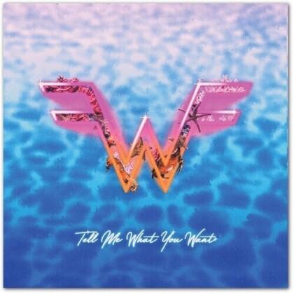 "Weezer - Weezer X Wave Break (Tell Me What You Want) (7"" Single)"