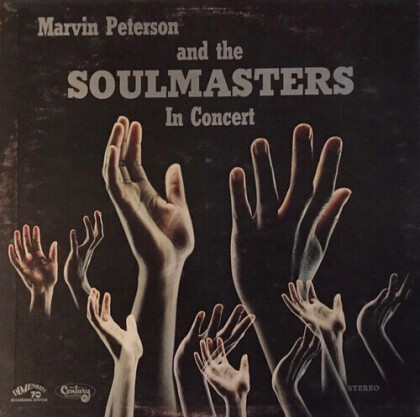 Peterson Marvin & The Soulmasters - In Concert (2021 Reissue, P-Vine, Japan Edition, LP)