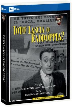 Totò - Lascia o raddoppia (1956) (Newly Remastered, s/w)